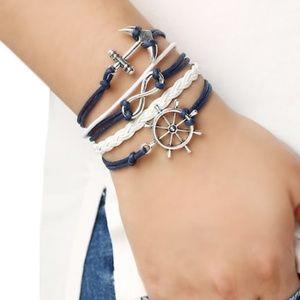 NWOT Nautical bracelet